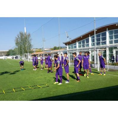Allenamento Fiorentina nuova