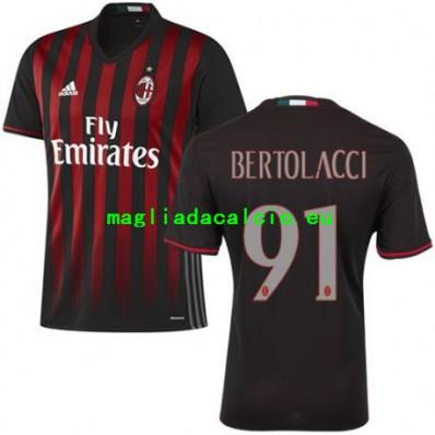 Maglia Home AC Milan ANDREA BERTOLACCI
