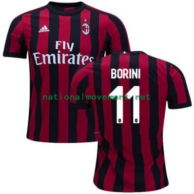 Maglia Home AC Milan FABIO BORINI