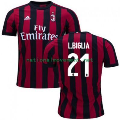 Maglia Home AC Milan LUCAS BIGLIA