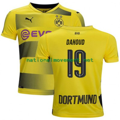 Maglia Home Borussia Dortmund Mahmoud Dahoud