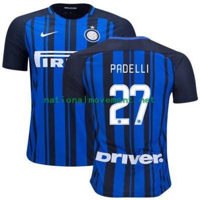 Maglia Home Inter Milan DANIELE PADELLI