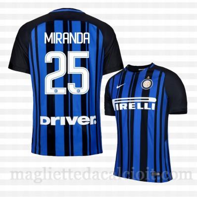 Maglia Home Inter Milan MIRANDA