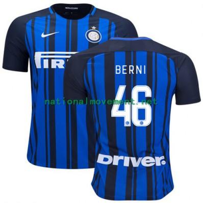 Maglia Home Inter Milan TOMMASO BERNI