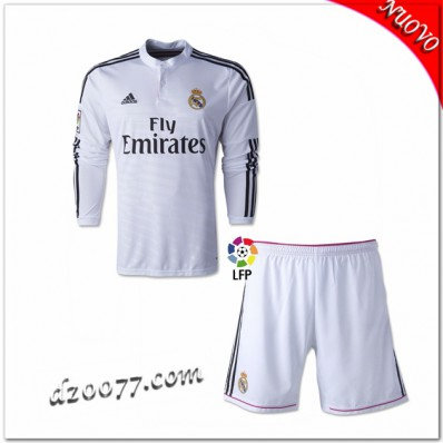 Maglia Home Real Madrid completini