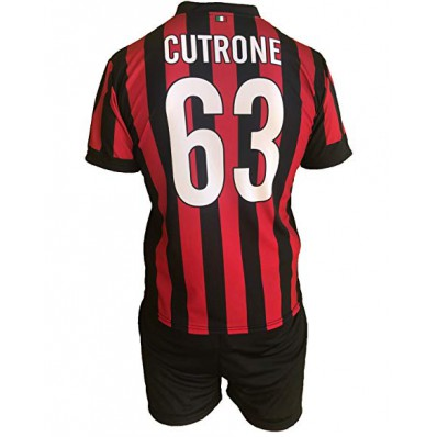 Seconda Maglia AC Milan PATRICK CUTRONE