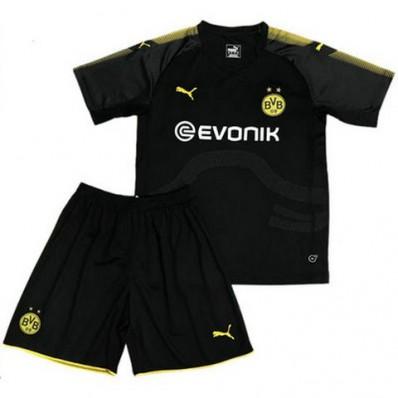 Seconda Maglia Borussia Dortmund Bambino