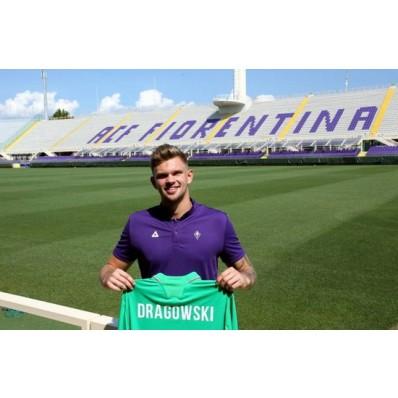 Seconda Maglia Fiorentina BARTLOMIEJ DRAGOWSKI