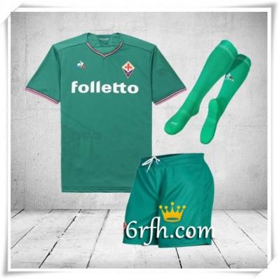 Seconda Maglia Fiorentina Bambino