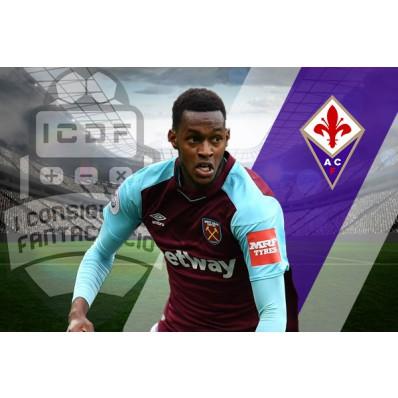 Seconda Maglia Fiorentina EDIMILSON FERNANDES