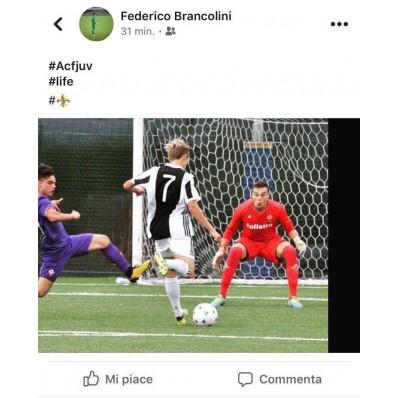 Seconda Maglia Fiorentina FEDERICO BRANCOLINI