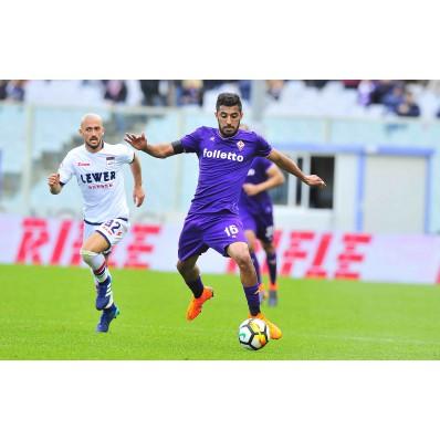 Seconda Maglia Fiorentina MAXIMILIANO OLIVERA