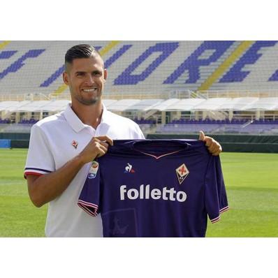 Seconda Maglia Fiorentina VINCENT LAURINI