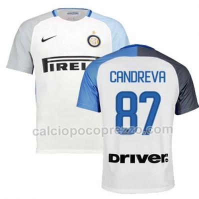 Seconda Maglia Inter Milan ANTONIO CANDREVA