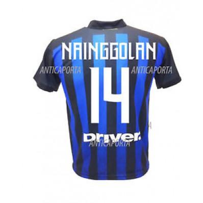 Seconda Maglia Inter Milan RADJA NAINGGOLAN