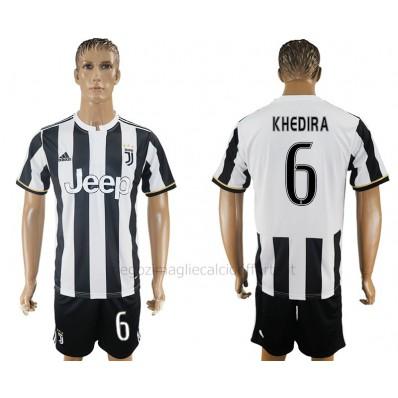 Seconda Maglia Juventus SAMI KHEDIRA