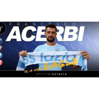 Seconda Maglia Lazio FRANCESCO ACERBI