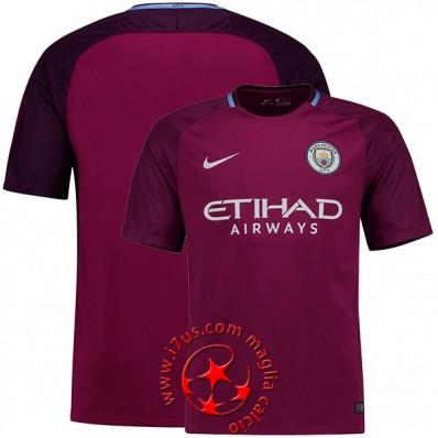 Seconda Maglia Manchester City gara