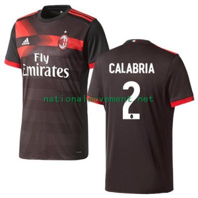 Terza Maglia AC Milan DAVIDE CALABRIA