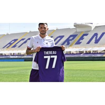Terza Maglia Fiorentina CYRIL THEREAU
