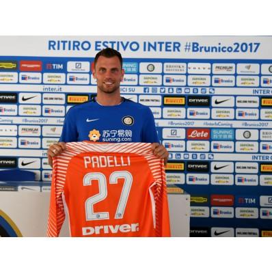 Terza Maglia Inter Milan DANIELE PADELLI
