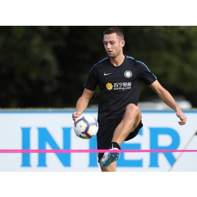 Terza Maglia Inter Milan STEFAN DE VRIJ