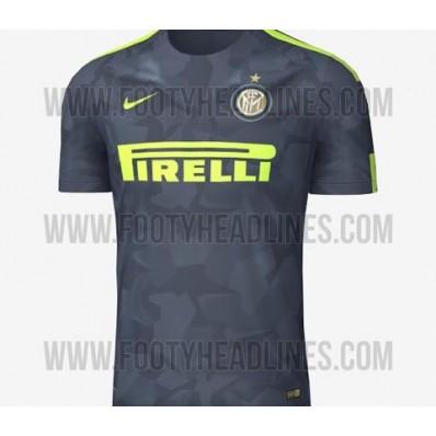 Terza Maglia Inter Milan nazionali