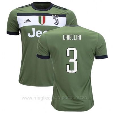 Terza Maglia Juventus GIORGIO CHIELLINI