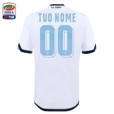 Terza Maglia Lazio personalizzata