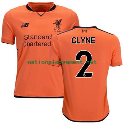 Terza Maglia Liverpool Nathaniel Clyne