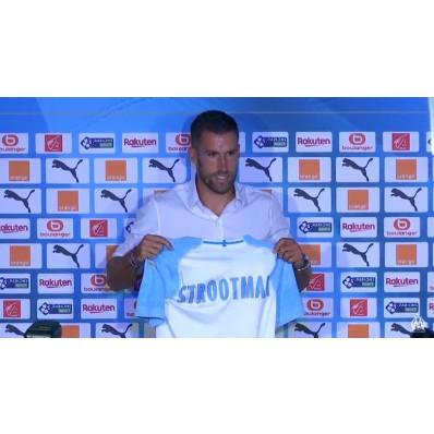 Terza Maglia Olympique de Marseille Kevin STROOTMAN