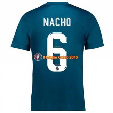 Terza Maglia Real Madrid Nacho