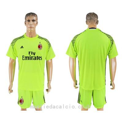 completo calcio AC Milan portiere