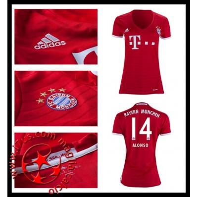completo calcio FC Bayern München vesti