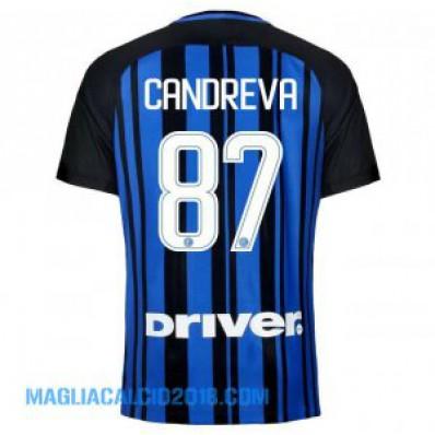 completo calcio Inter Milannazionali