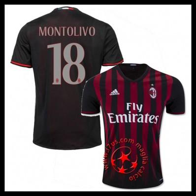 divisa AC Milan prima