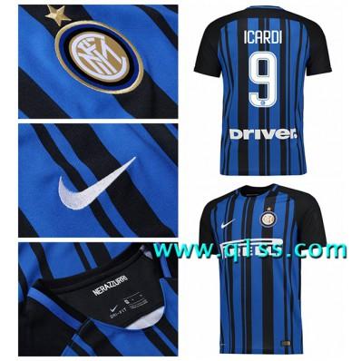 divisa Inter Milannuove