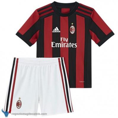 tuta AC Milan prima