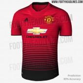 Maglia Home Manchester United nuove