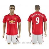 Maglia Home Manchester United personalizzata