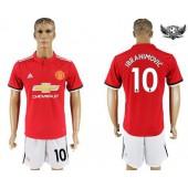 Maglia Home Manchester United saldi