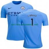 Seconda Maglia Manchester City Claudio Bravo