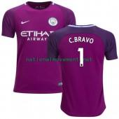 Seconda Maglia Manchester United Claudio Bravo