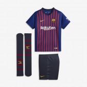 completo calcio FC Barcelona 2018