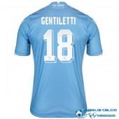 completo calcio Lazio modello
