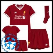 completo calcio Liverpool Bambino