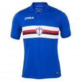 completo calcio Sampdoria personalizzata