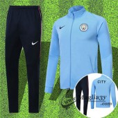 tuta calcio Manchester City completini