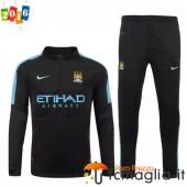tuta calcio Manchester City personalizzata