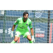 Allenamento Paris Saint-Germain portiere
